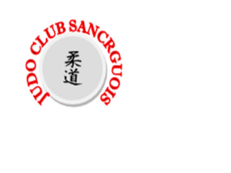 Logo JUDO CLUB SANCERGUOIS